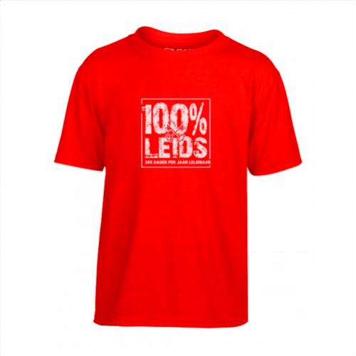 100% Leids_T-shirt