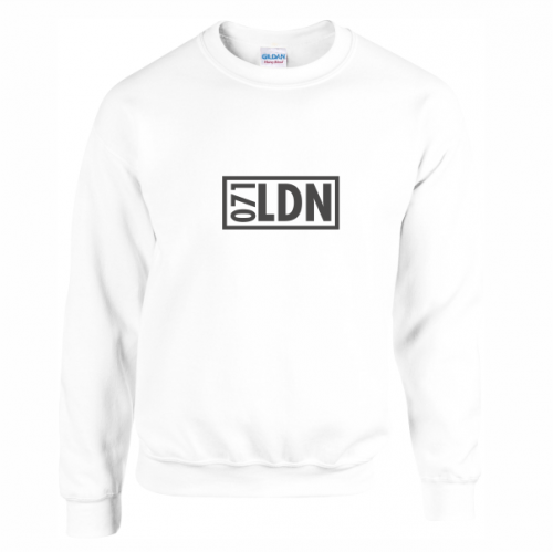 071 LDN hoody of sweater