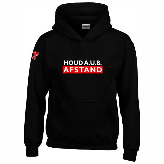 HOUD AUB AFSTAND