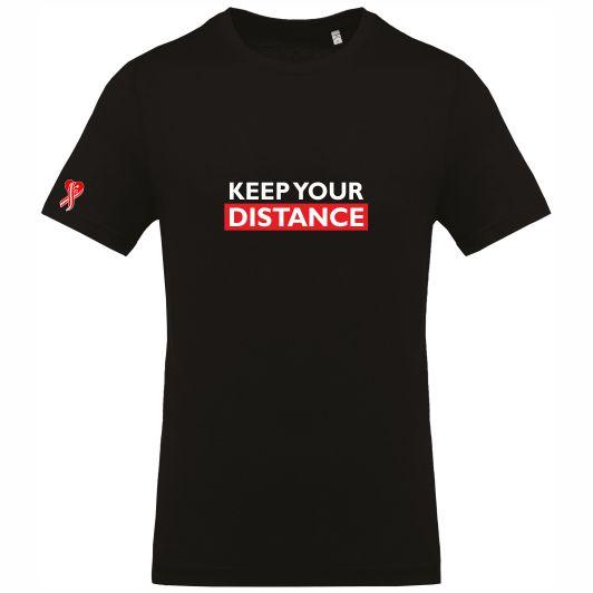 KEEP YOUR DISTANCE T-SHIRT