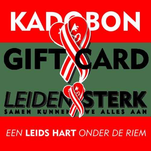 Leiden Sterk Cadeaubon